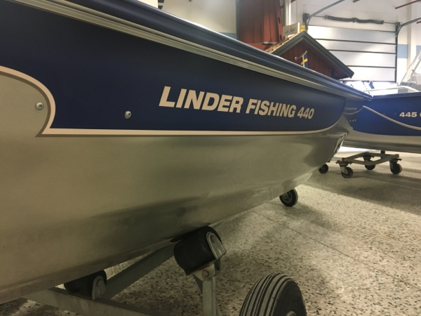 Linder 440 Fishing - 4